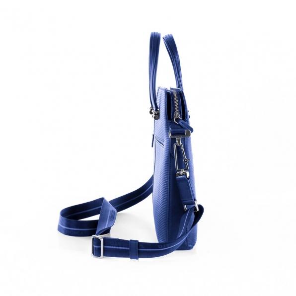 خرید و قیمت کیف دستی لپ تاپی رونکاتو ایران مدل بریو سه تبله رنگ  آبی 14 اینچ رونکاتو ایتالیا – roncatoiran START RONCATO ITALY 41202123 1