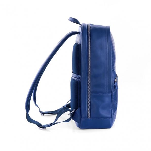خرید و قیمت کوله پشتی لپ تاپی رونکاتو ایران مدل بریو دو تبله رنگ آبی 15.6 اینچ رونکاتو ایتالیا – roncatoiran START RONCATO ITALY 41202223 1