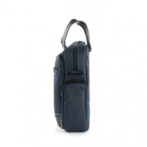 خرید و قیمت کیف دستی رونکاتو مدل وال استریت تک تبله رنگ سرمه ای سایز 14 اینچ رونکاتو ایتالیا – roncatoiran WALL STREET RONCATO ITALY 41215123 2