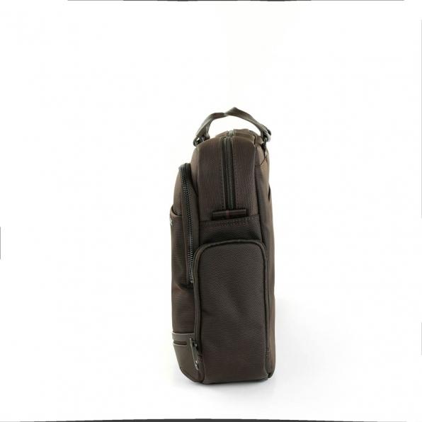 خرید و قیمت کیف دستی رونکاتو مدل وال استریت تک تبله رنگ قهوه ای سایز 14 اینچ رونکاتو ایتالیا – roncatoiran WALL STREET RONCATO ITALY 41215144 2