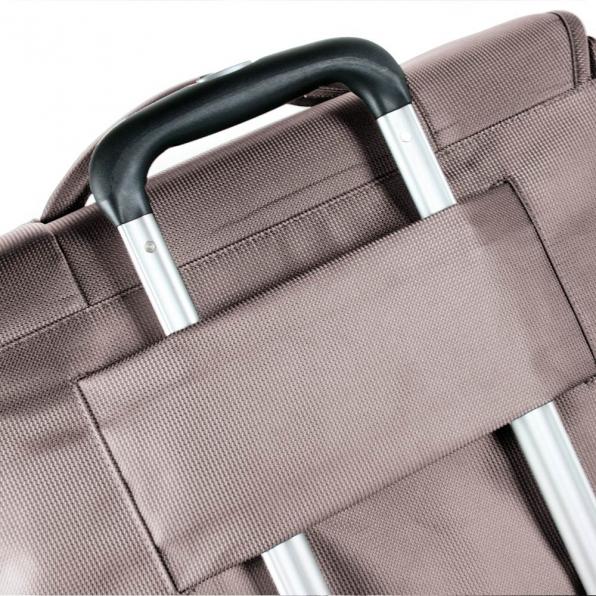 خرید و قیمت کیف دستی لپ تاپ رونکاتو مدل سلیو رنگ بژ سایز 15.6 اینچ دو تبله رونکاتو ایتالیا – roncatoiran CLIO RONCATO ITALY 41225014 7