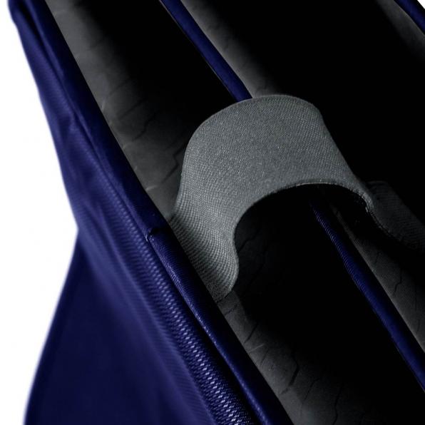 خرید و قیمت کیف دستی لپ تاپ رونکاتو مدل سلیو رنگ سرمه ای سایز 15.6 اینچ دو تبله رونکاتو ایتالیا – roncatoiran CLIO RONCATO ITALY 41225023 2