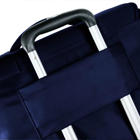 خرید و قیمت کیف دستی لپ تاپ رونکاتو مدل سلیو رنگ سرمه ای سایز 15.6 اینچ دو تبله رونکاتو ایتالیا – roncatoiran CLIO RONCATO ITALY 41225023 6