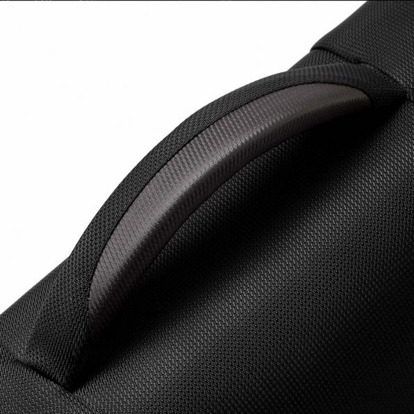 خرید و قیمت کیف دستی لپ تاپ رونکاتو مدل سلیو رنگ مشکی سایز 15.6 اینچ سه تبله رونکاتو ایتالیا – roncatoiran CLIO RONCATO ITALY 41225101 5