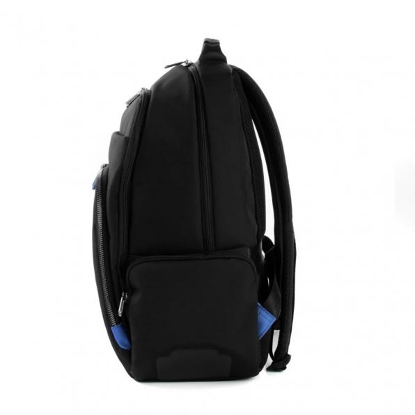 خرید و قیمت کوله پشتی لپ تاپ رونکاتو مدل اُربن فیلینگ رنگ مشکی سایز 15.6 اینچ دو تبله رونکاتو ایتالیا – roncatoiran URBAN FEELING RONCATO ITALY 41233301 1