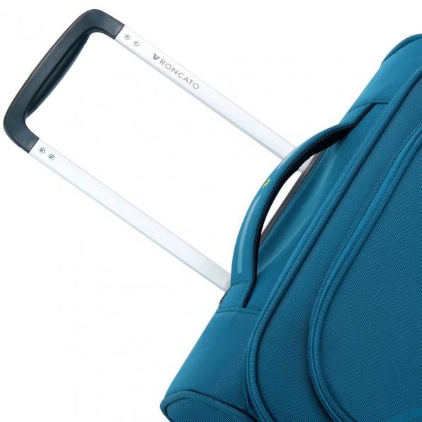 خرید و قیمت چمدان رونکاتو ایران مدل سیتی برک رنگ آبی سایز کابین رونکاتو ایتالیا – roncatoiran CITY BREAK RONCATO ITALY 41460388 6