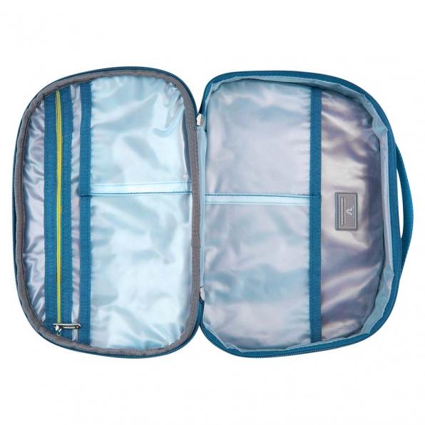 خرید و قیمت کیف آرایشی رونکاتو ایران مدل سیتی برک رنگ آبی رونکاتو ایتالیا – roncatoiran CITY BREAK RONCATO ITALY 41460788 3
