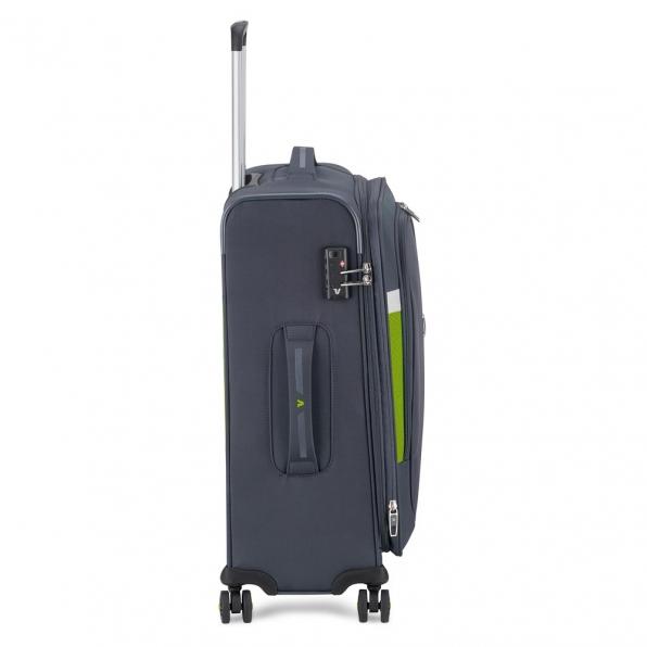 خرید و قیمت چمدان رونکاتو ایران مدل سیتی برک رنگ نوک مدادی سایز متوسط رونکاتو ایتالیا – roncatoiran CITY BREAK RONCATO ITALY 41462222 1