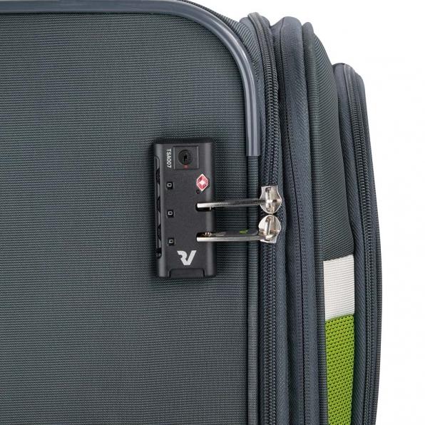 خرید و قیمت چمدان رونکاتو ایران مدل سیتی برک رنگ نوک مدادی سایز متوسط رونکاتو ایتالیا – roncatoiran CITY BREAK RONCATO ITALY 41462222 5