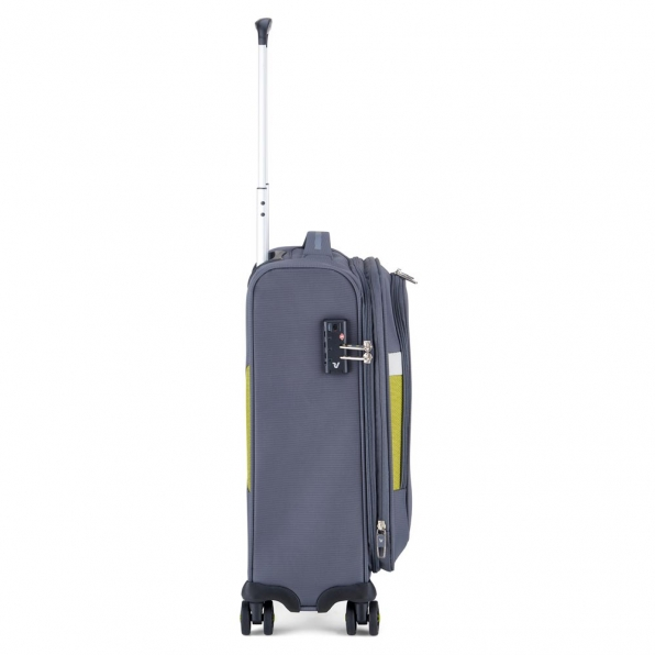 خرید و قیمت چمدان رونکاتو ایران مدل سیتی برک رنگ نوک مدادی سایز کابین رونکاتو ایتالیا – roncatoiran CITY BREAK RONCATO ITALY 41462322 1