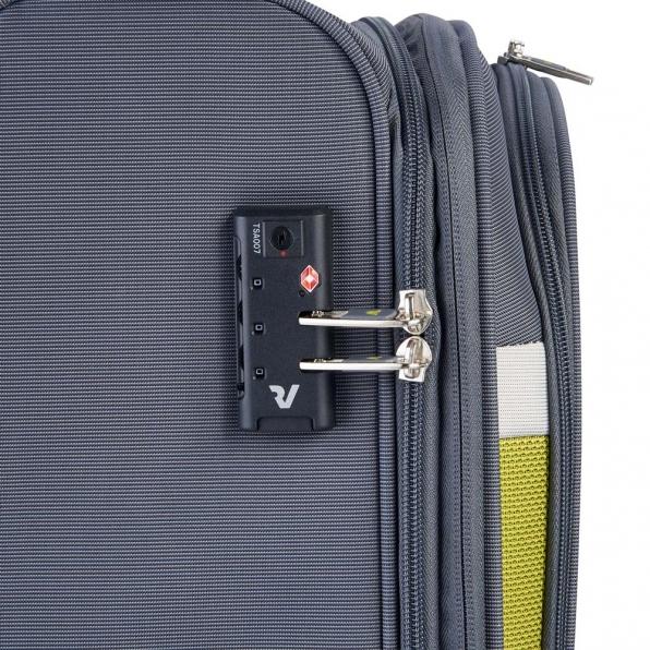 خرید و قیمت چمدان رونکاتو ایران مدل سیتی برک رنگ نوک مدادی سایز کابین رونکاتو ایتالیا – roncatoiran CITY BREAK RONCATO ITALY 41462322 4