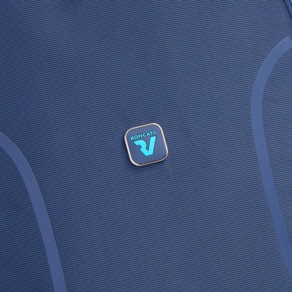 خرید و قیمت کوله پشتی لپ تاپ چرخ دار رونکاتو ایران مدل سیتی برک رنگ سرمه ای 15.6 اینچ سایز کابین رونکاتو ایتالیا – roncatoiran CITY BREAK RONCATO ITALY 41462823 5