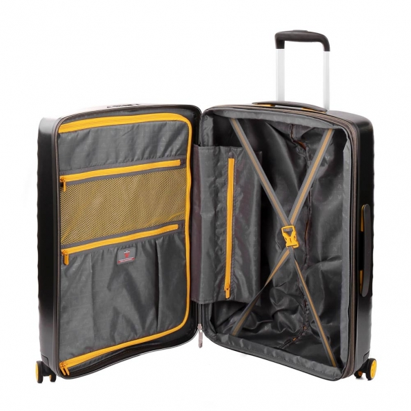 خرید و قیمت چمدان رونکاتو ایران مدل لایت رنگ نوک مدادی سایز بزرگ رونکاتو ایتالیا – roncatoiran LIGHT RONCATO ITALY 41470122 2