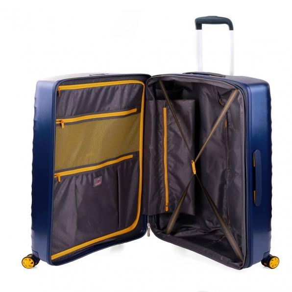 خرید و قیمت چمدان رونکاتو ایران مدل لایت رنگ آبی سایز متوسط رونکاتو ایتالیا – roncatoiran LIGHT RONCATO ITALY 41470223 2