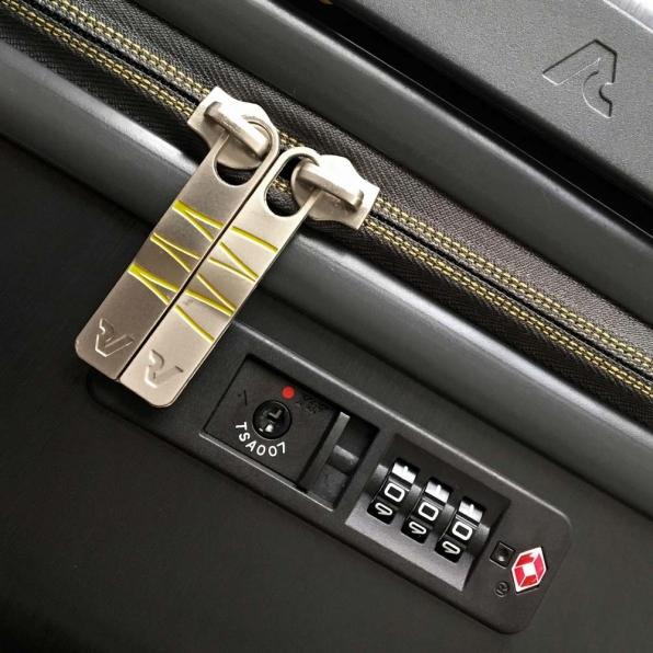 خرید و قیمت چمدان رونکاتو ایران مدل استلار سایز کابین رنگ نوک مدادی رونکاتو ایتالیا –  roncatoiran STELLAR RONCATO ITALY 41470322 5