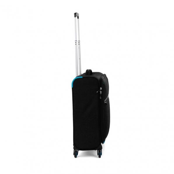 قیمت و خرید چمدان رونکاتو ایران مدل اس لایت رنگ مشکی سایز کابین رونکاتو ایتالیا – roncatoiran S - LIGHT RONCATO ITALY 41517301 1