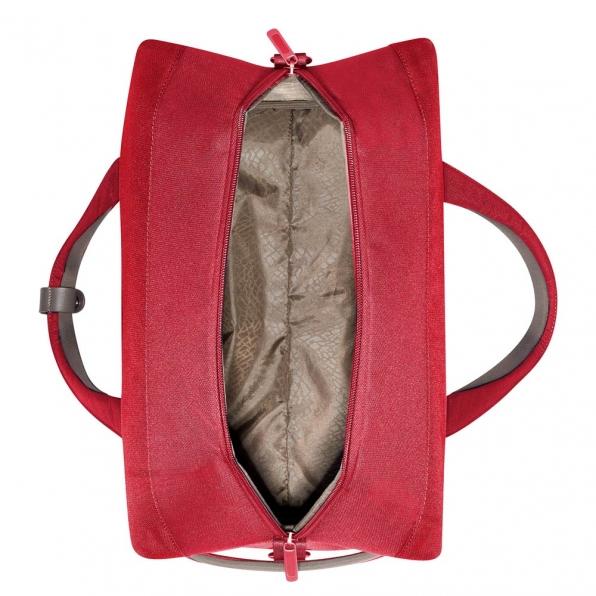 قیمت و خرید ساک رونکاتو ایران مدل ساید تِرک رنگ قرمز رونکاتو ایتالیا – roncatoiran SIDETRACK WEEKEND BAG RONCATO ITALY 41526609 3