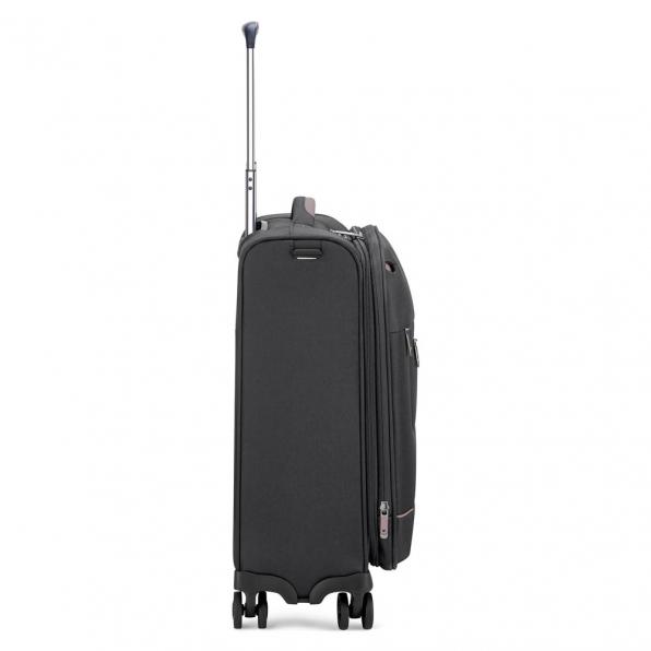 قیمت و خرید چمدان رونکاتو ایران مدل ساید تِرک رنگ مشکی سایز کابین رونکاتو ایتالیا – roncatoiran SIDETRACK RONCATO ITALY 41527301 1