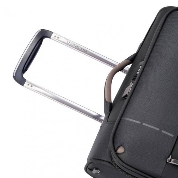 قیمت و خرید چمدان رونکاتو ایران مدل ساید تِرک رنگ مشکی سایز کابین رونکاتو ایتالیا – roncatoiran SIDETRACK RONCATO ITALY 41527301 5