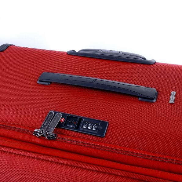 قیمت و خرید چمدان رونکاتو ایران مدل میامی رنگ قرمز سایز متوسط رونکاتو ایتالیا – roncatoiran MIAMI RONCATO ITALY 41617109 4