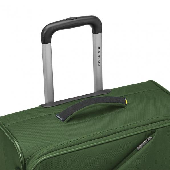 خرید و قیمت چمدان رونکاتو ایران مدل هایپر رنگ سبز سایز کابین رونکاتو ایتالیا – roncatoiran HYPER RONCATO ITALY 41685367 4