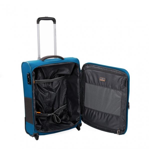 خرید و قیمت چمدان رونکاتو ایران مدل هایپر رنگ آبی سایز کابین رونکاتو ایتالیا – roncatoiran HYPER RONCATO ITALY 41685368 2