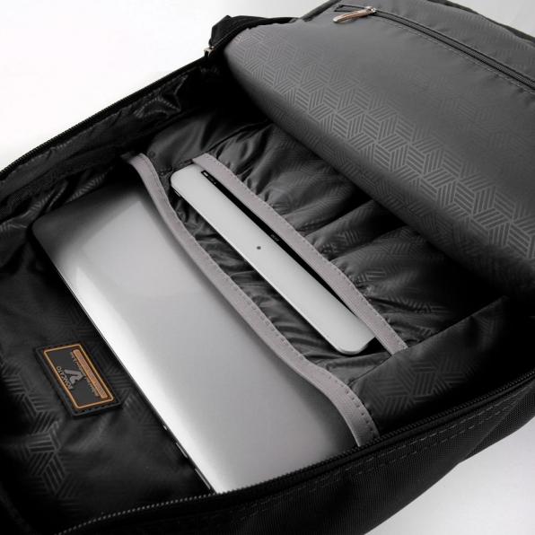 خرید و قیمت کوله پشتی لپ تاپ رونکاتو ایران مدل هایپر رنگ مشکی سایز 17 اینچ رونکاتو ایتالیا – roncatoiran HYPER RONCATO ITALY 41685601 2