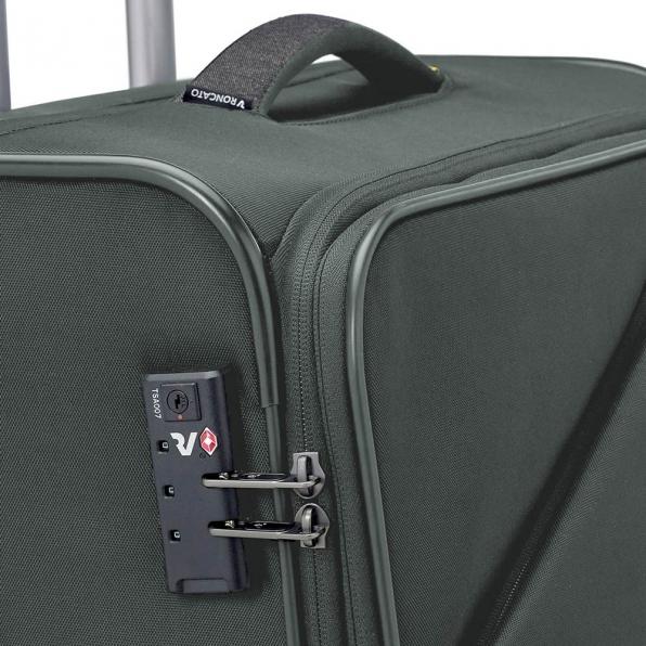 خرید و قیمت چمدان رونکاتو ایران مدل هایپر رنگ نوک مدادی سایز متوسط رونکاتو ایتالیا – roncatoiran HYPER RONCATO ITALY 41686222 4