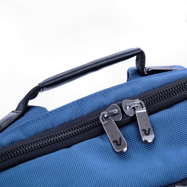 خرید و قیمت کوله پشتی رونکاتو مدل راوِر رنگ آبی رونکاتو ایران سایز 17 اینچ دو تبله رونکاتو ایتالیا – roncatoiran ROVER RONCATO ITALY 41716003 4