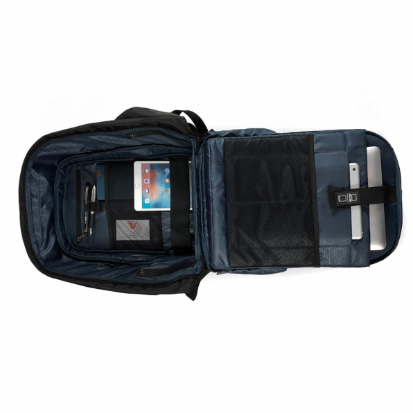 خرید و قیمت کوله پشتی رونکاتو مدل دیفِند رنگ مشکی رونکاتو ایران سایز 17 اینچ تک تبله رونکاتو ایتالیا – roncatoiran ROVER RONCATO ITALY 41716501 3