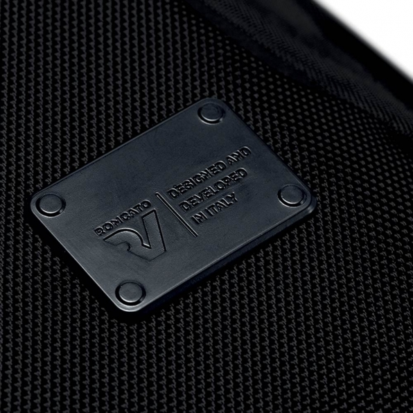 خرید و قیمت کوله پشتی رونکاتو مدل دِسک رنگ مشکی سایز 15.6 اینچ دو تبله رونکاتو ایتالیا – roncatoiran DESK RONCATO ITALY 41718001 2
