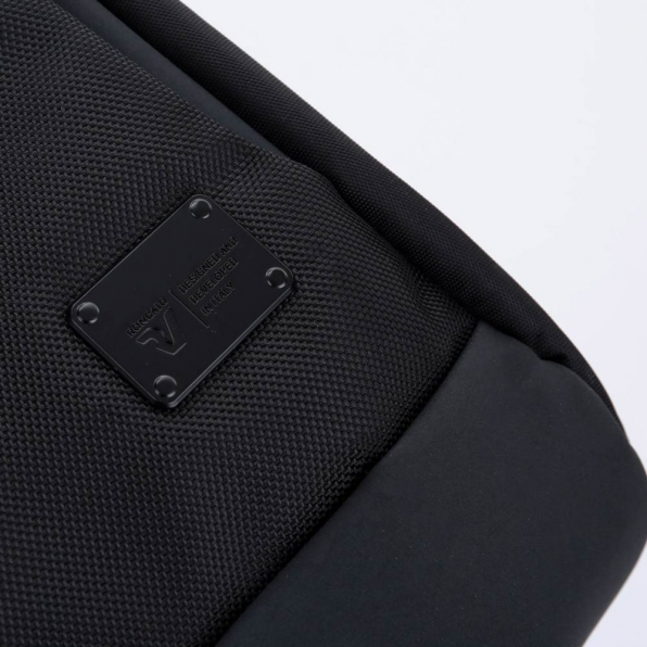 خرید و قیمت کوله پشتی رونکاتو مدل دِسک رنگ مشکی سایز 15.6 اینچ دو تبله رونکاتو ایتالیا – roncatoiran DESK RONCATO ITALY 41718001 7