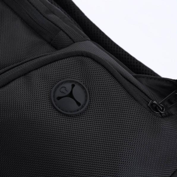 خرید و قیمت کوله پشتی رونکاتو مدل دِسک رنگ مشکی سایز 15.6 اینچ دو تبله رونکاتو ایتالیا – roncatoiran DESK RONCATO ITALY 41718001 9