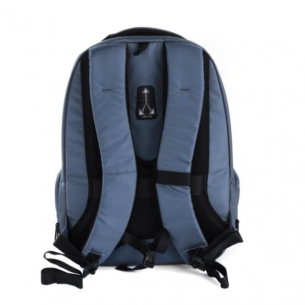 خرید و قیمت کوله پشتی رونکاتو مدل دِسک رنگ آبی سایز 15.6 اینچ دو تبله رونکاتو ایتالیا – roncatoiran DESK RONCATO ITALY 41718062 2