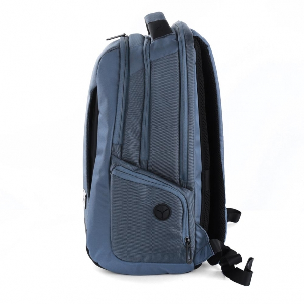 خرید و قیمت کوله پشتی رونکاتو مدل دِسک رنگ آبی سایز 15.6 اینچ دو تبله رونکاتو ایتالیا – roncatoiran DESK RONCATO ITALY 41718062 3