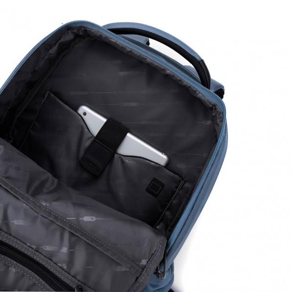 خرید و قیمت کوله پشتی رونکاتو مدل دِسک رنگ آبی سایز 15.6 اینچ دو تبله رونکاتو ایتالیا – roncatoiran DESK RONCATO ITALY 41718062 5