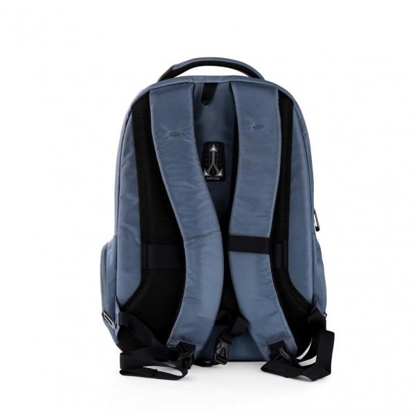 خرید و قیمت کوله پشتی رونکاتو مدل دِسک رنگ آبی سایز 15.6 اینچ دو تبله رونکاتو ایتالیا – roncatoiran DESK RONCATO ITALY 41718162 2