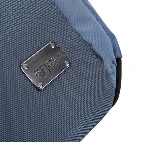 خرید و قیمت کوله پشتی رونکاتو مدل دِسک رنگ آبی سایز 15.6 اینچ دو تبله رونکاتو ایتالیا – roncatoiran DESK RONCATO ITALY 41718162 4