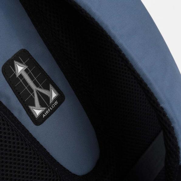 خرید و قیمت کوله پشتی رونکاتو مدل دِسک رنگ آبی سایز 15.6 اینچ دو تبله رونکاتو ایتالیا – roncatoiran DESK RONCATO ITALY 41718162 5