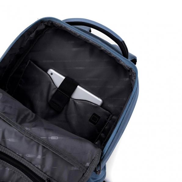 خرید و قیمت کوله پشتی رونکاتو مدل دِسک رنگ آبی سایز 15.6 اینچ دو تبله رونکاتو ایتالیا – roncatoiran DESK RONCATO ITALY 41718162 8