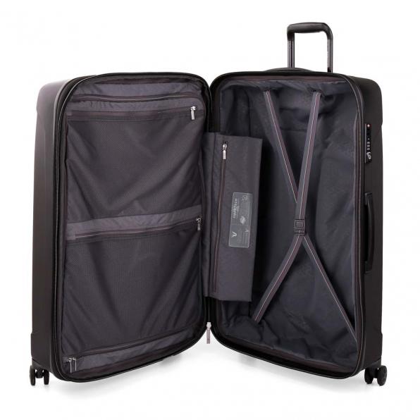 قیمت و خرید چمدان رونکاتو مدل فایبر لایت رونکاتو ایران رنگ مشکی سایز بزرگ رونکاتو ایتالیا – roncatoiran FIBER LIGHT RONCATO ITALY 41915101 4