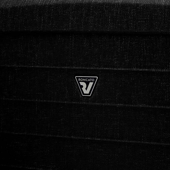 قیمت چمدان رونکاتو مدل فایبر لایت رنگ مشکی رونکاتو ایران سایز متوسط رونکاتو ایتالیا – roncatoiran FIBER LIGHT RONCATO ITALY 41915201 6