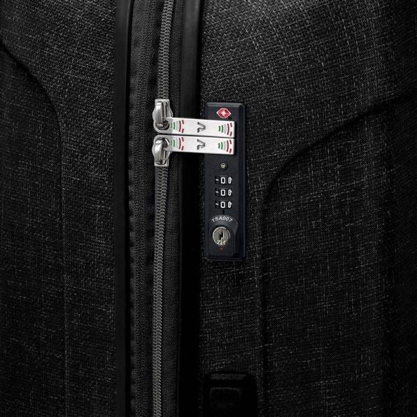 قیمت چمدان رونکاتو مدل فایبر لایت رنگ مشکی رونکاتو ایران سایز متوسط رونکاتو ایتالیا – roncatoiran FIBER LIGHT RONCATO ITALY 41915201 7