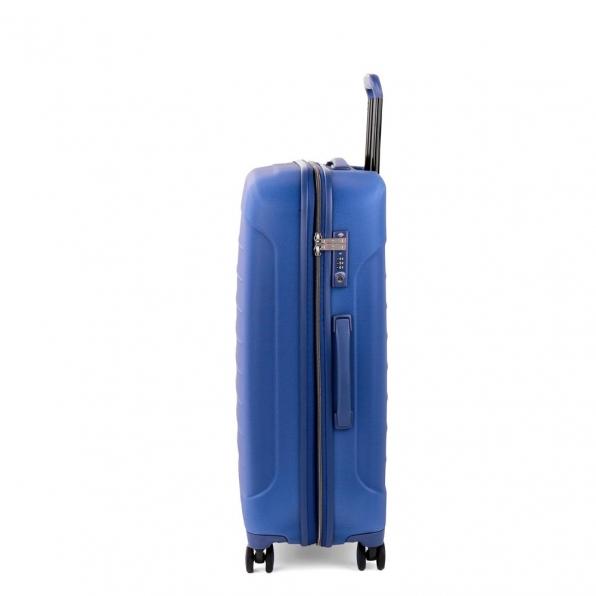 قیمت و خرید چمدان رونکاتو مدل فایبر لایت رنگ سرمه ای رونکاتو ایران سایز متوسط رونکاتو ایتالیا – roncatoiran FIBER LIGHT RONCATO ITALY 41915203 1