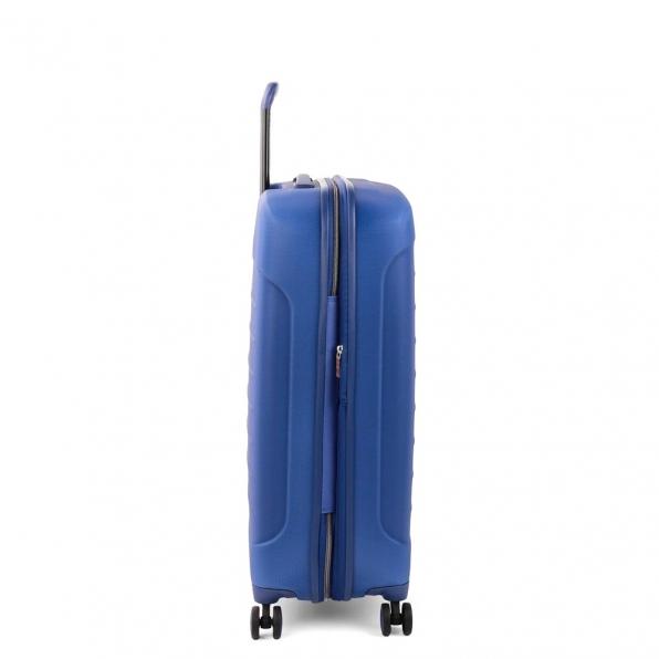 قیمت و خرید چمدان رونکاتو مدل فایبر لایت رنگ سرمه ای رونکاتو ایران سایز متوسط رونکاتو ایتالیا – roncatoiran FIBER LIGHT RONCATO ITALY 41915203 3