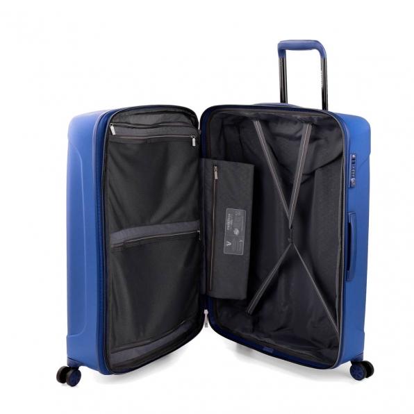 قیمت و خرید چمدان رونکاتو مدل فایبر لایت رنگ سرمه ای رونکاتو ایران سایز متوسط رونکاتو ایتالیا – roncatoiran FIBER LIGHT RONCATO ITALY 41915203 4