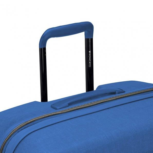 قیمت و خرید چمدان رونکاتو مدل فایبر لایت رنگ سرمه ای رونکاتو ایران سایز متوسط رونکاتو ایتالیا – roncatoiran FIBER LIGHT RONCATO ITALY 41915203 5