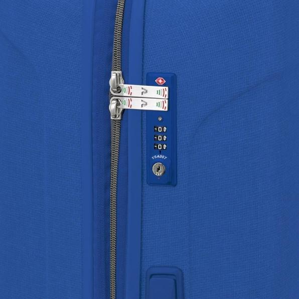 قیمت و خرید چمدان رونکاتو مدل فایبر لایت رنگ سرمه ای رونکاتو ایران سایز متوسط رونکاتو ایتالیا – roncatoiran FIBER LIGHT RONCATO ITALY 41915203 7