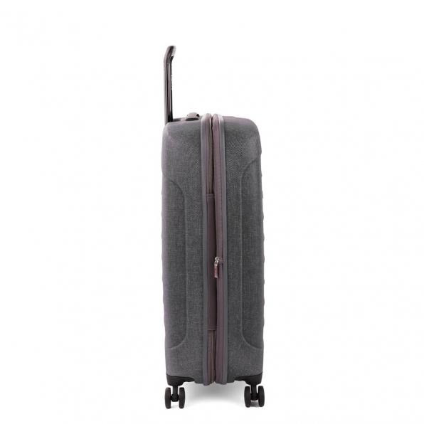 قیمت و خرید چمدان رونکاتو مدل فایبر لایت رونکاتو ایران رنگ نوک مدادی سایز متوسط رونکاتو ایتالیا – roncatoiran FIBER LIGHT RONCATO ITALY 41915222 1