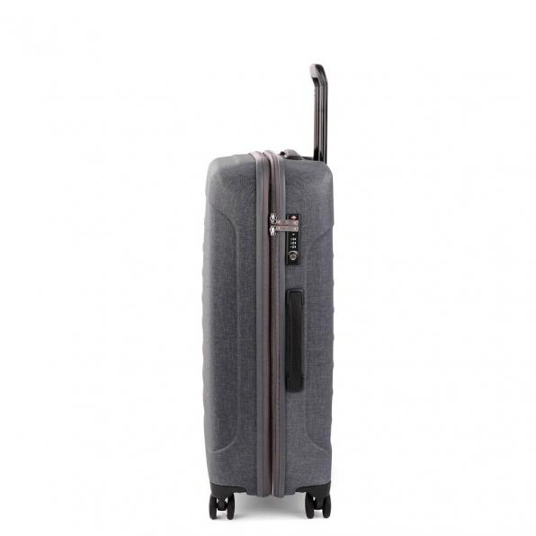 قیمت و خرید چمدان رونکاتو مدل فایبر لایت رونکاتو ایران رنگ نوک مدادی سایز متوسط رونکاتو ایتالیا – roncatoiran FIBER LIGHT RONCATO ITALY 41915222 3
